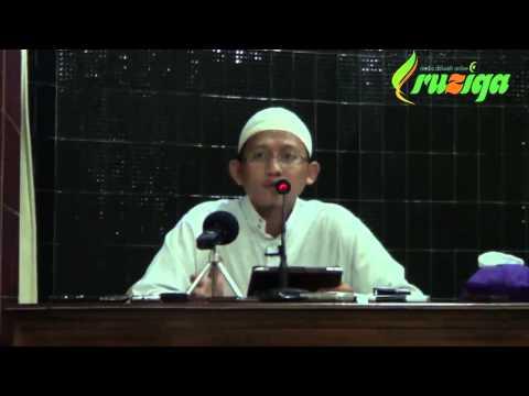 Ust. Abu Yahya B - Lebih Berat Dari Dosa
