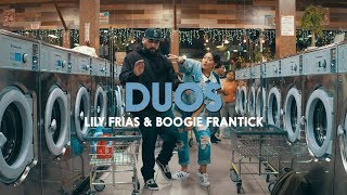 Lily Frias & Boogie Frantick | Teedra Moses - Be Your Girl (Kaytranada Edition)