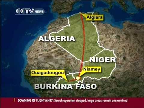 Algeria plane crashes