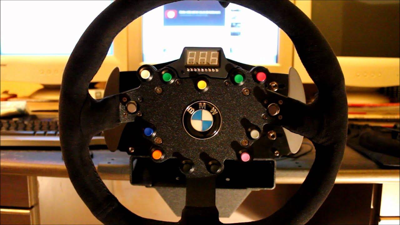 Fanatec Gt2 Wheel Fanatec Bmw m3 Gt2 Rim