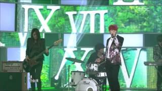 Kim Sung-gyu - 60sec, 김성규 - 60초, Music Core 20121201