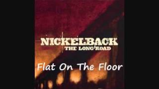 Watch Nickelback Flat On The Floor video