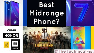 Best PUBG Mobile   Midrange Battle   Xiaomi Smartphone Market Leader