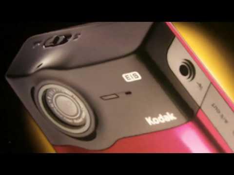 Kodak Zi8 Review (and Sony ECM-DS70P Microphone)