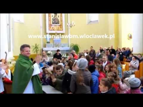 Schola Dziecięca - Imieniny Ks. Proboszcza - Prezent, Piosenka