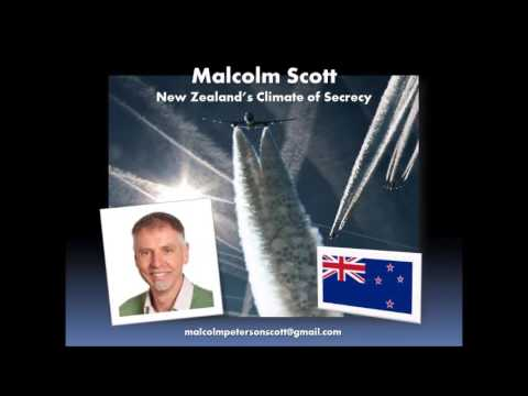 Sage of Quay Radio - Researcher Malcolm Scott - New Zealand's Climate of Secrecy (July 2016)