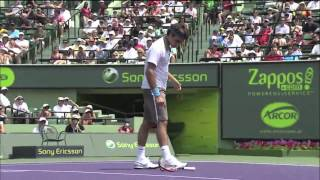 Top tennis angry moments of 2009