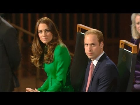 Prince William and Kate say goodbye to Australia