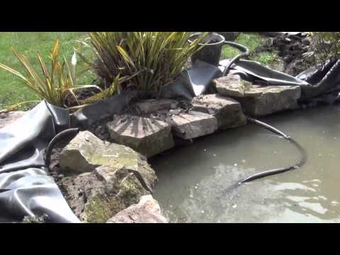 Fish pond construction near newcastle by pondguru how to for Koi pond builders near me