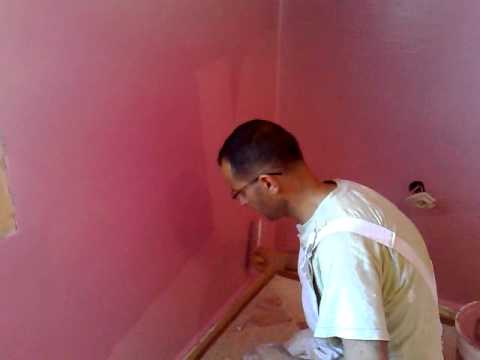 Peinture satin e charef ain tedeles youtube for Peinture satinee couleur