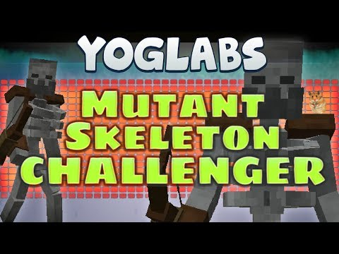 Minecraft Mods - Mutant Challenger - YogLabs Music Videos