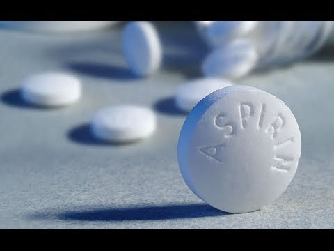 Nice: Aspirin has all of the risks but few of the benefits