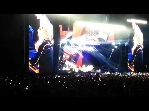 Helter Skelter-Paul McCartney/Bob Weir/Gronk-Fenway Park, Boston, MA 07/17/2016