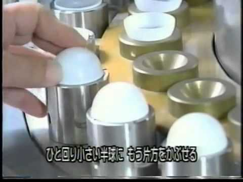 How it's made - Nittaku Table Tennis Ball