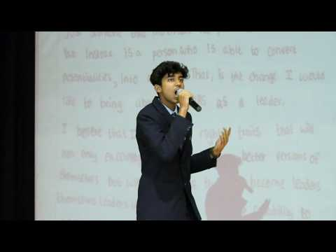 JIRS - Student Council Election Speech