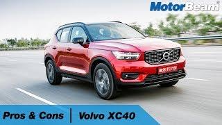 Volvo XC40 - Pros & Cons | MotorBeam