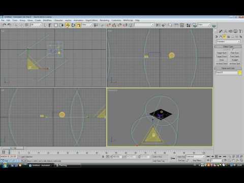 sombras en 3d max de julen g n menos de un minuto ¡¡¡¡tutorial!!!!