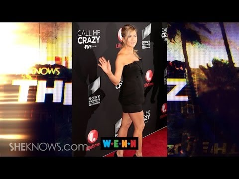 Jennifer Aniston: Pregnant With Baby Girl?! - The Buzz