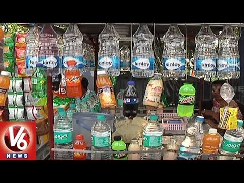 Hucksters Loot People With Heavy Rates On Beverages | Special Story | V6 News