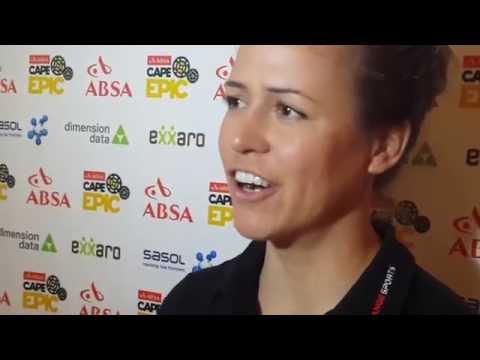 Ariane Kleinhans talks about next year's Cape Epic