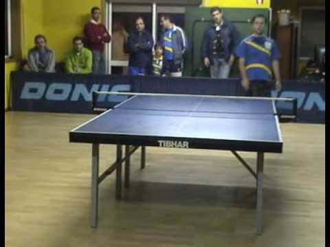 T�vola Castel�es Cepeda 4 Novelense B 2  - Carlos Fagundes 3 Vitor Silva 1  3� e 4� set