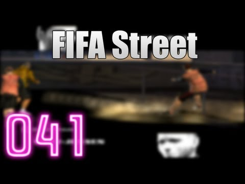 Let's play FIFA Street [PS2] [41] [HD] - 'F*ck dich' im Loop...