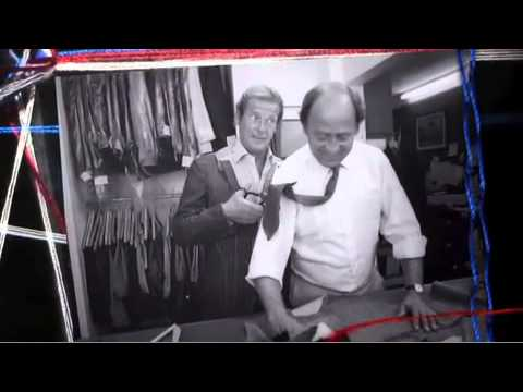 Roger Moore & Michael Caine on James Bond Suits and Bespoke Tailoring