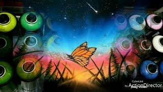 Spray Paint Art -Butterfly -by Antonipaints art