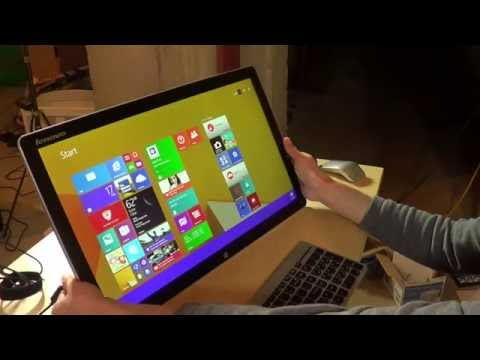 Lenovo Horizon 2E All in One Touch Screen PC Review