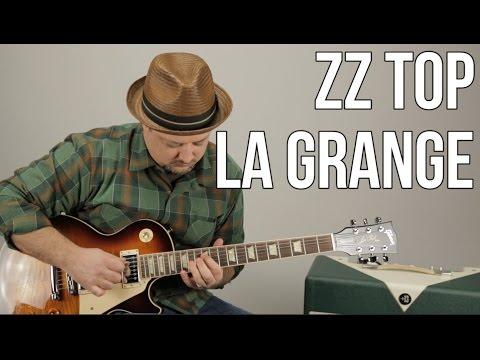 How To Play ZZ Top - La Grange