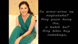 Kaba Cover By Julie Anne San Jose