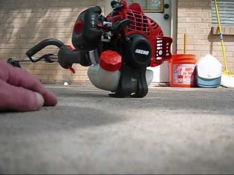 How to replace a fuel filter on a Weedeater. Leaf Blower or a Chainsaw