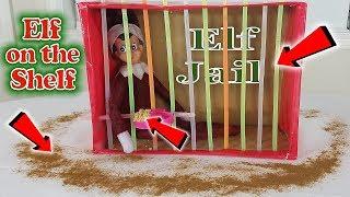 Evil Elf on the Shelf - Restoring Chucky's Magic in Prison! Glow Sticks, Cinnamon, & Brown Sugar!