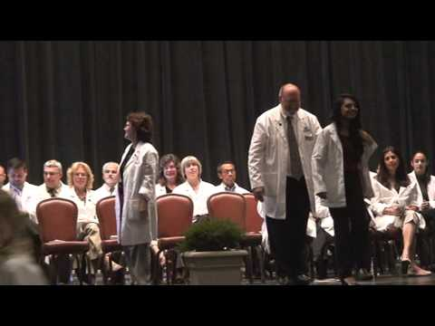 Class of 2018 Touro University California's White Coat Ceremony, August 24th, 2014 at Lander Hall