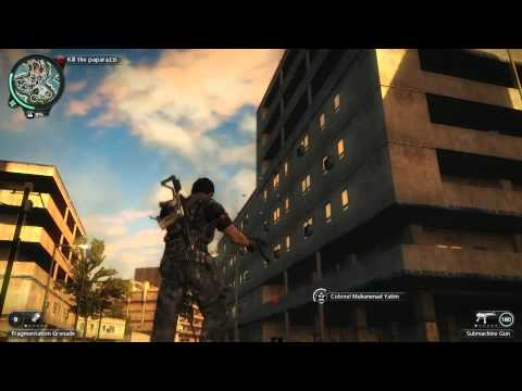 Let's Play Just Cause 2 (pt17) Drug Refineries