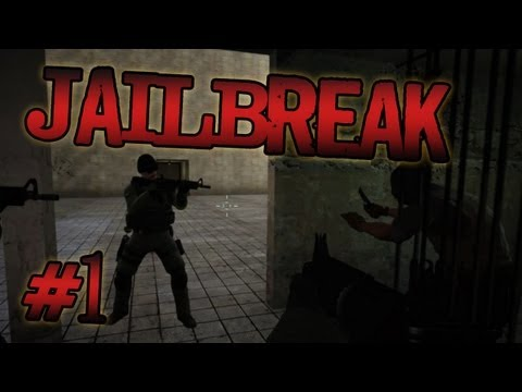 Jailbreak (CS:GO Mod): w/ Gassy, Diction, Nanners, & Chilled #1