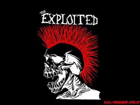 The Exploited-Fuck The System