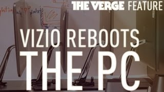 Vizio reboots the PC