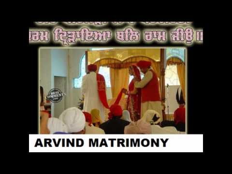 World no 1 matrimonial in punjab,arvind 98760-01419
