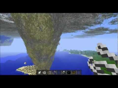 Minecraft Mod Reviews::Coro's Weather Mod