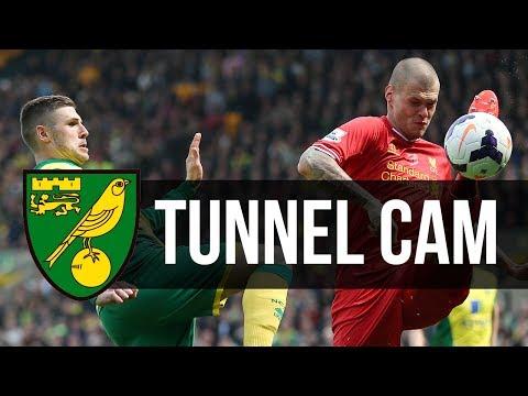 TUNNEL CAM: Norwich City 2-3 Liverpool