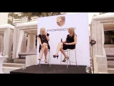 [Parody] Maria Sharapova, Porsche Global Ambassador Q&A before the 2014 Sony Open 360p