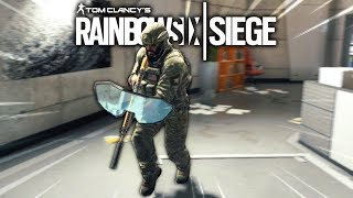 BLACKBEARD RUSH - Rainbow Six Siege [German/HD]