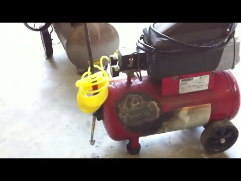 How To Easily Stop Air Leaks On Compressor Pipe Joints