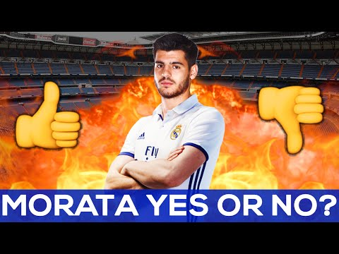 Álvaro Morata | Should he stay in Real Madrid? | REAL TRANSFERS