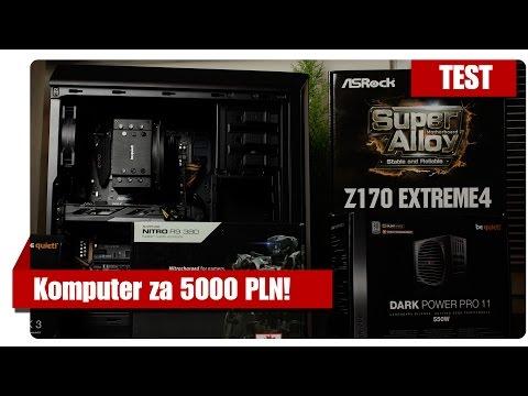 Test Komputera Za 5000 Złotych + Niespodzianka!