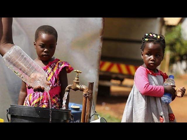 """Zimbabué: Mugabe declara """"estado de catástrofe"""" por causa da seca"""