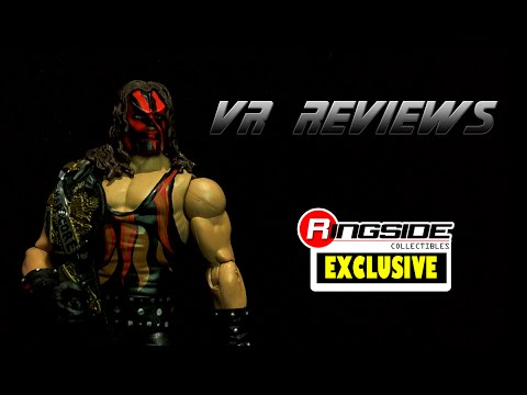 VR Reviews: WWE Elite- Hardcore Kane (Ringside Exclusive) Review