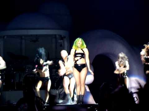Lady Gaga - Judas (live In Athens) video