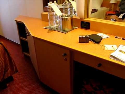 Carnival Magic Cove Balcony Stateroom Cabin Tour